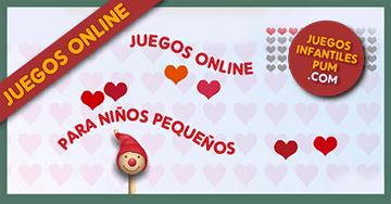Juegos Educativos Para Bebes Y Ninos Juntando Corazones Mamas Online