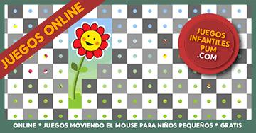 Juegos Didacticos Para Bebes Y Ninos Flores Y Abejitas Mamas Online