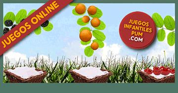 Juegos Didacticos Para Bebes Y Ninos Recolectando Frutas Mamas Online
