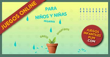 Juegos Didacticos Para Bebes Y Ninos Gotitas De Lluvia Mamas Online
