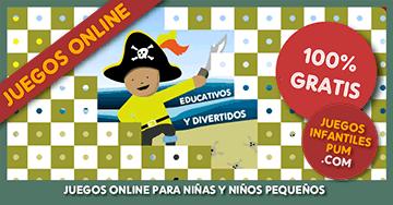 Juegos Didacticos Para Bebes Y Ninos Piratas Mamas Online