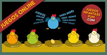 Juegos Gratis Para Bebes Ninas Y Ninos Peques Gallinas Y Pollitos