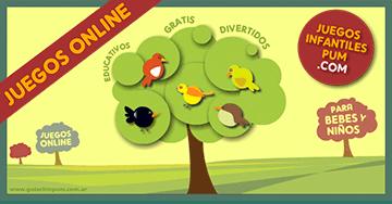 Juegos Online Para Ninos Y Ninas De 2 3 4 Anos