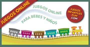 Juegos Educativos Para Bebes Ninos Y Ninas Peques Tren De Colores