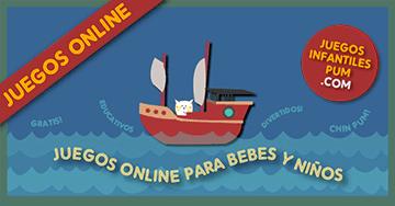 Juegos Online Para Bebes Ninos Y Ninas Paseo Por El Mar